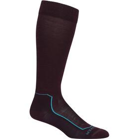 Icebreaker Sky+ Ultralight OTC Socks Women, velvet